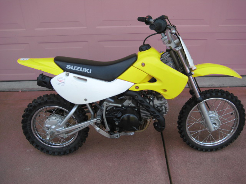 Suzuki Motorcycle For Sale